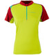 La Sportiva Forward Running T-shirt Women yellow/red